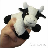 Cow - walking finger puppet