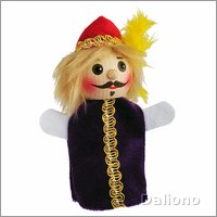 Finger puppet prince - KERSA Fipu