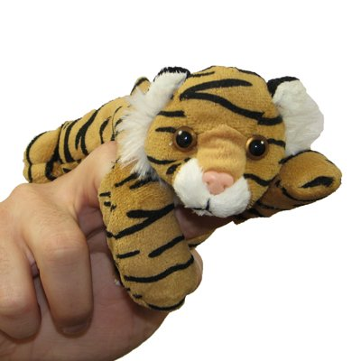 Tiger - walking finger puppet