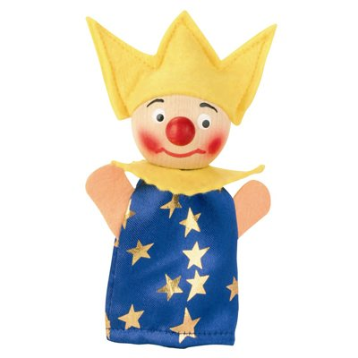 Finger puppet young king - KERSA Fipu