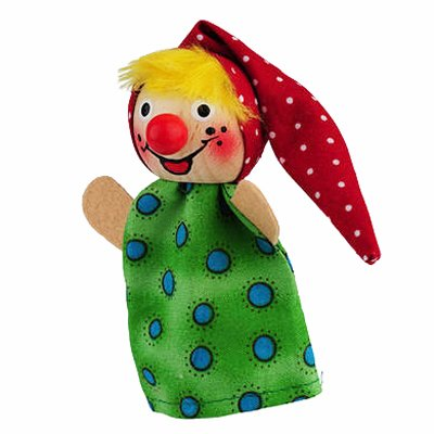 Finger puppet Fips the sleepyhead - KERSA Fipu