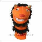 Monster finger puppet Pumpkin