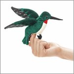 Folkmanis Fingerpuppe mini Kolibri